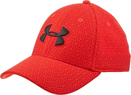 Homme Under Armour Mens Printed Blitzing 3.0 Casquette