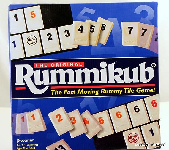 Original Rummikub by: Amazon.es: Juguetes y juegos