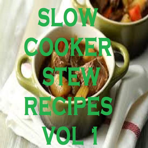 Slow Cooker Stew Recipes Cookbook Vol 1
