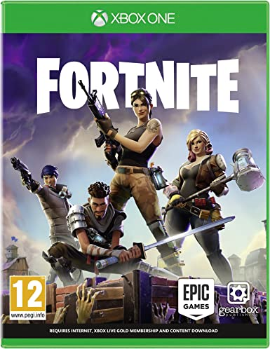 Fortnite - Xbox One [Importación inglesa]: Amazon.es: Videojuegos