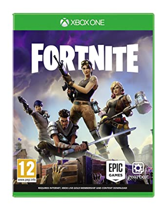 Fortnite Xbox One Amazon Co Uk Pc Video Games