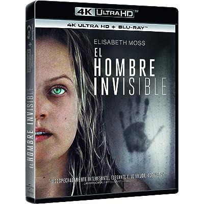 El Hombre Invisible (4K UHD + BD) [Blu-ray]