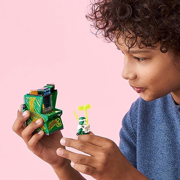 LEGO NNJAGO Lloyd Avatar - Arcade Pod