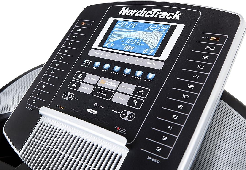 Nordictrack Cinta de Correr T 17.5 netl14714: Amazon.es: Deportes ...