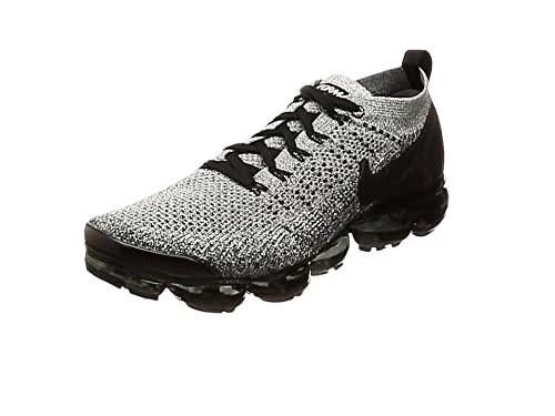 super cute ee94f 4cf18 Nike AIR Vapormax Flyknit 2, Chaussures Multisport Indoor Homme,  Multicolore, Blanc Noir