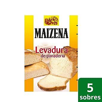 Maizena - Levadura Panadería, 27,5 g: Amazon.es: Alimentación y ...