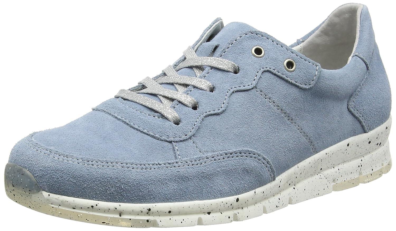 Romika Tabea 18, Zapatos de Cordones Brogue para Mujer 43 EU|Azul (Blau)