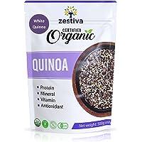 Zestiva Organic White Quinoa