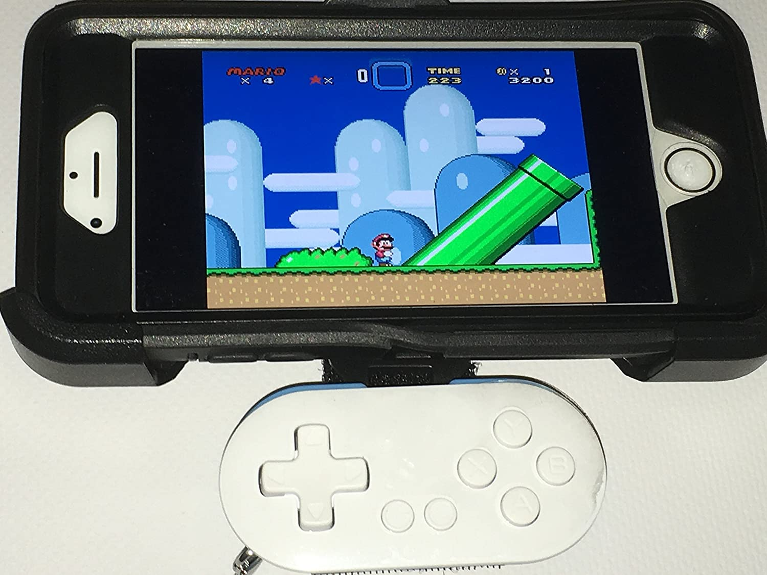 iPhone Gamepad Case by Go Game Mobile X 8 7 6 SE (6/6s)