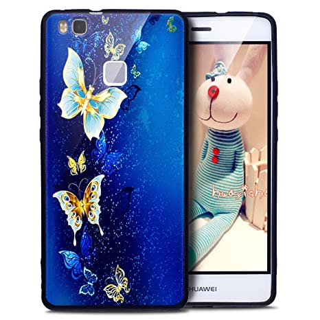Carcasa Huawei P9 Lite,Funda Huawei P9 Lite,Patrón pintado ...