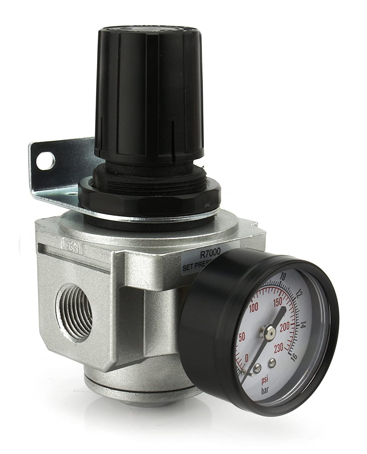 "Air Pressure Regulator for compressor compressed air 1/2"" FREE GAUGE"
