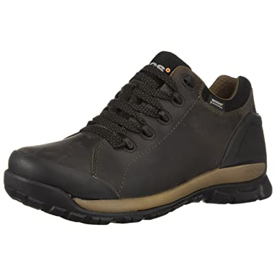 BOGS Men's Foundation Leather Low Soft Toe Industrial Boot   Industrial & Construction Boots
