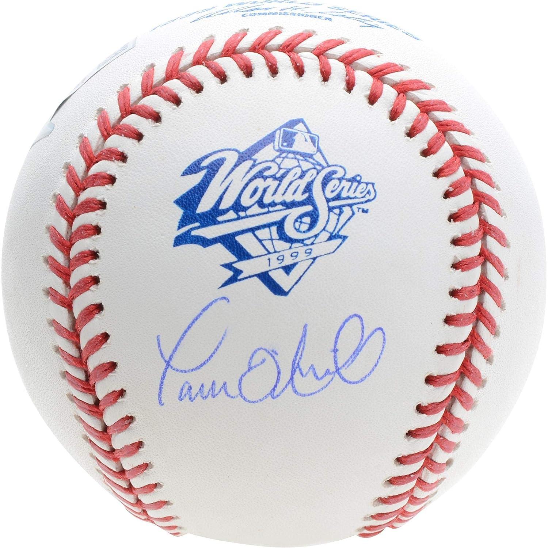 Fanatics Authentic Certified Paul ONeill New York Yankees Autographed 1999 World Series Logo Baseball