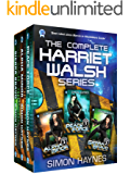 The complete Harriet Walsh series: Three light scifi novels in one