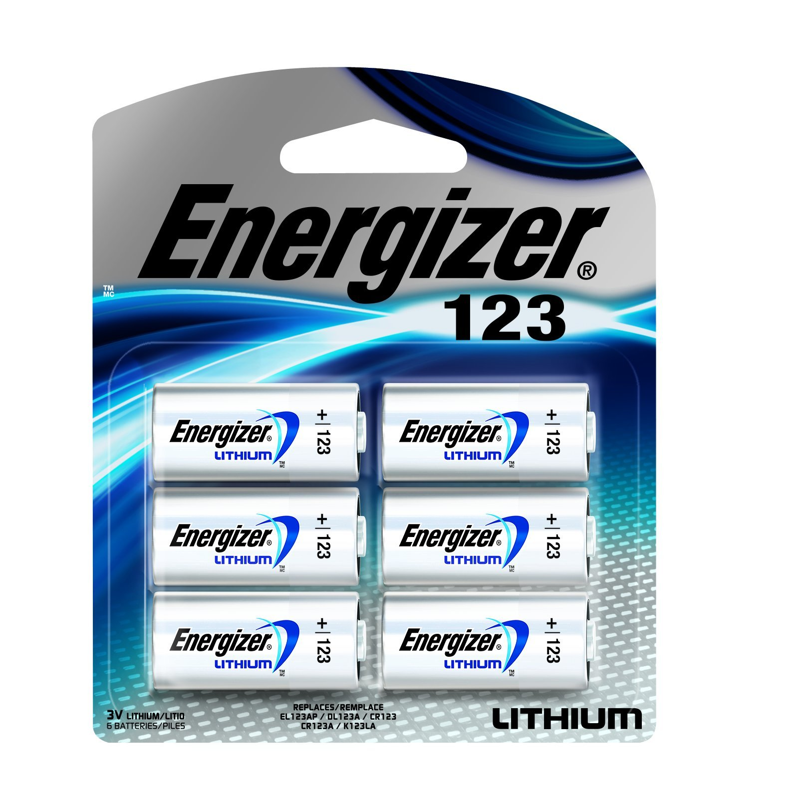 Amazon Com Energizer El1crbp 2 3 Volt Lithium Photo