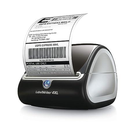Amazon.com: DYMO 1755120 LabelWriter 4XL impresora de ...