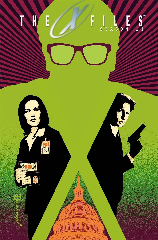 Download X-Files: Season 11 Volume 1 (The X-Files (Season 11)) PDF