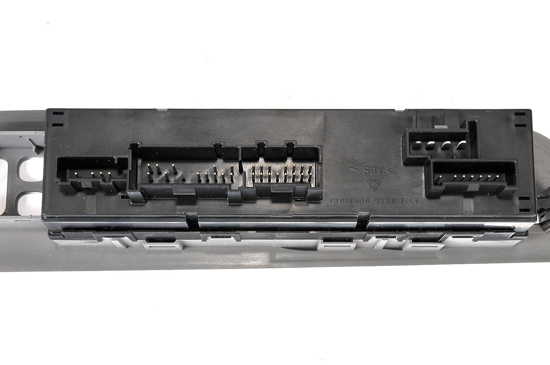 ACDelco 25866998 GM Original Equipment Gray Driver Side Door Lock and Side Window Switch