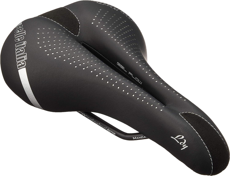 SELLE ROYAL Bicycle Saddle Comfort 3D GEL Bike Shock Seat Cushion Saddle Black