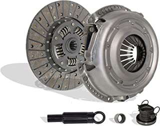 Clutch Kit Works With Jeep Wrangler Liberty Rubicon Se Sport X Unlimited Limited Sahara 2000-2006 3.7L V6 GAS SOHC 4.0L L6 GAS OHV Naturally Aspirated