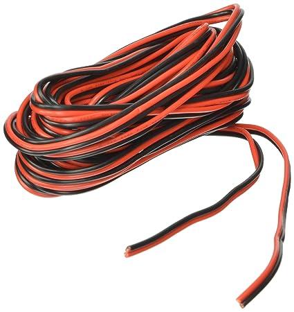 Amazon.com: RoadPro – 25\' Hardwire Replacement 2 Wire 22-Gauge ...