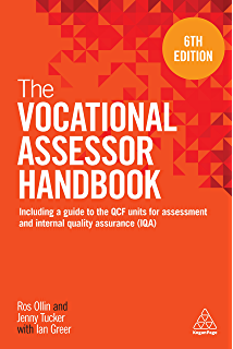 Achieving your assessment and quality assurance units taqa the vocational assessor handbook including a guide to the qcf units for assessment and internal fandeluxe Gallery