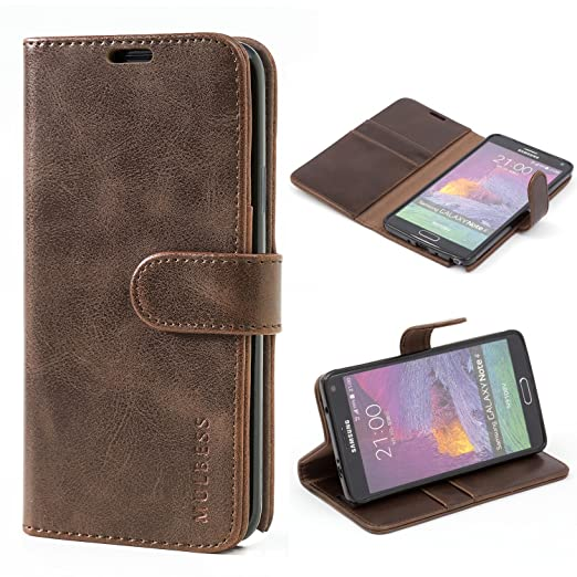 6 opinioni per Custodia Samsung Galaxy Note 4, Cover Samsung Galaxy Note 4, Mulbess Custodia In