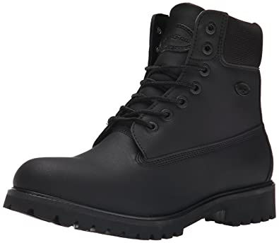 Lugz Mens Convoy SP Boot Black 11 D US