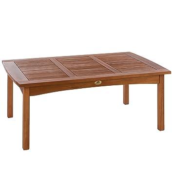 Tavolo In Legno Per Giardino.Ultranatura Tavolo Da Giardino Della Serie Canberra Legno Di