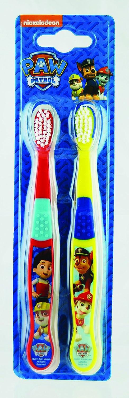 Paw Patrol – Cepillo de dientes – paquete de 2