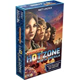 Pandemic Hot Zone North America Board Game | Board Game for Adults and Family | Cooperative Board Game | Ages 8+ | 2 to 4 Pla