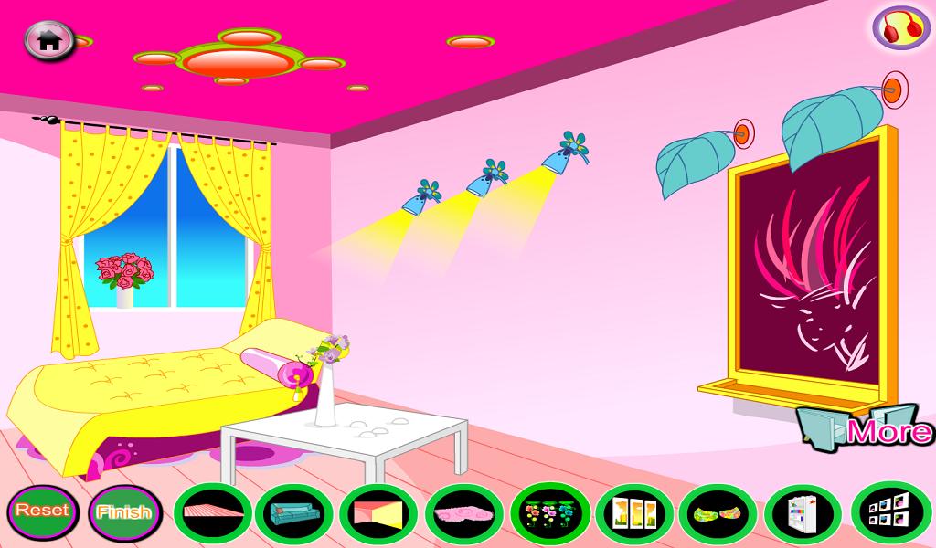Sala de juegos decoraci n appstore para android for Amazon decoracion pared