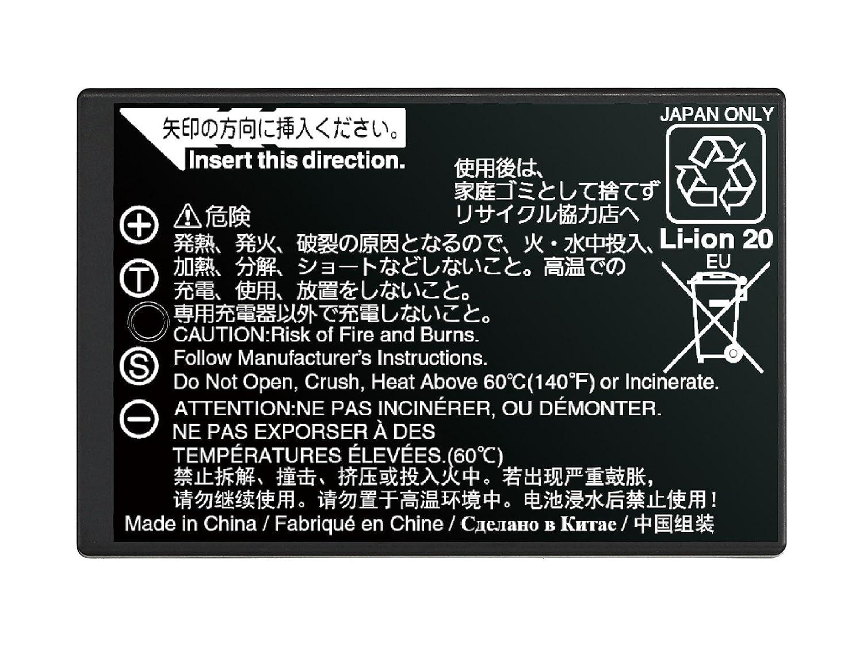 FUJIFILM 充電式バッテリー NP-T125   B01MY9RYVE