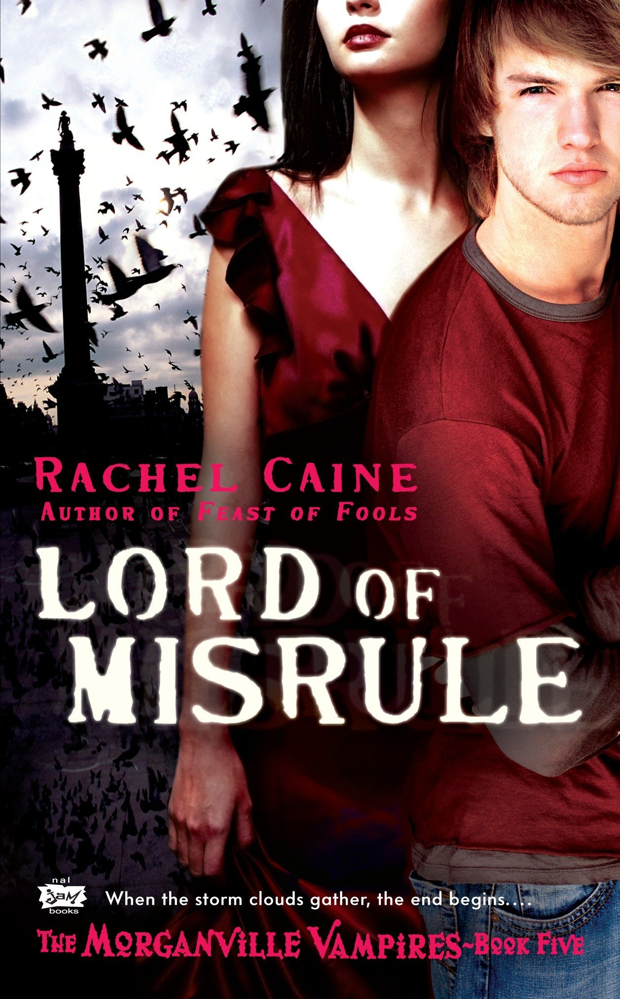 Download Lord of Misrule (Morganville Vampires, Book 5) pdf epub