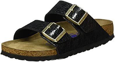 b05e80a84f71 Birkenstock Women s Arizona Birko-Flor Mules  Amazon.co.uk  Shoes   Bags