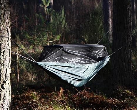 con rete antizanzara Amaca da campeggio leggera DD Hammocks