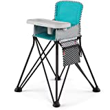 Summer Pop 'n Sit SE Highchair, Sweet Life Edition, Aqua Sugar Color - Portable High Chair for Indoor/Outdoor Dining…