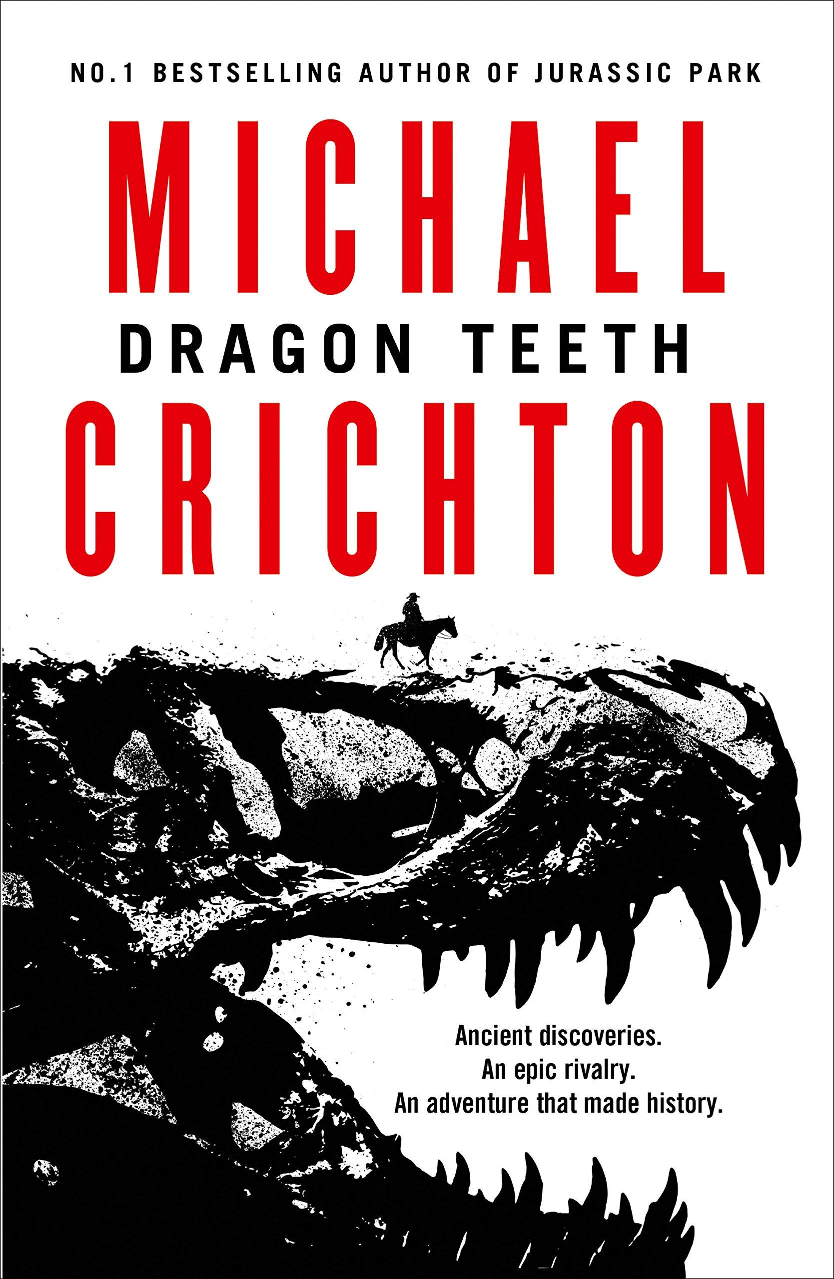 amazon co uk michael crichton books biography dragon teeth