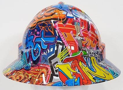 Gorro duro, casco de seguridad (GRAFFITI ART WIDE)