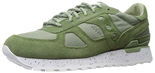 the best attitude a2ee6 c060b Saucony Shadow Original Ripstop, Sneaker Uomo, Verde (Green), 42 EU