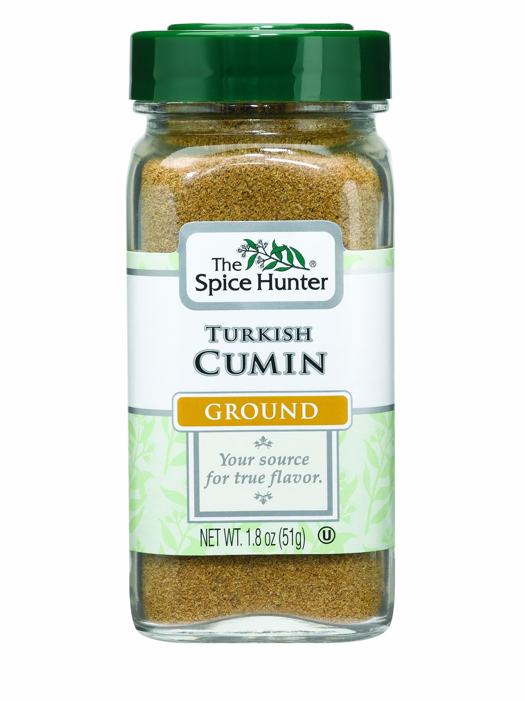 The Spice Hunter Cumin, Turkish, Ground, 1.8-Ounce Jars (Pack of 6)