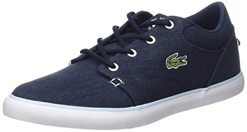 Lacoste Sneaker uomo blu blu 39.5 Comprar Tarifa De Envío Bajo Precio Barato Aclaramiento De 2018 Venta Auténtica kYYTOdI2D