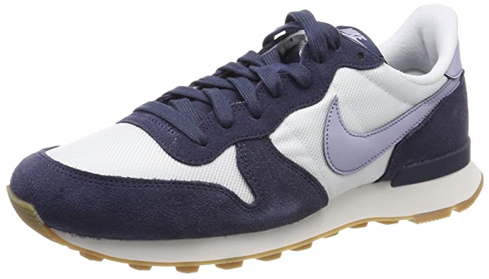 Nike Internationalist Sneakers Damen Blau/Weiß (Summit White/Thunder Blue)