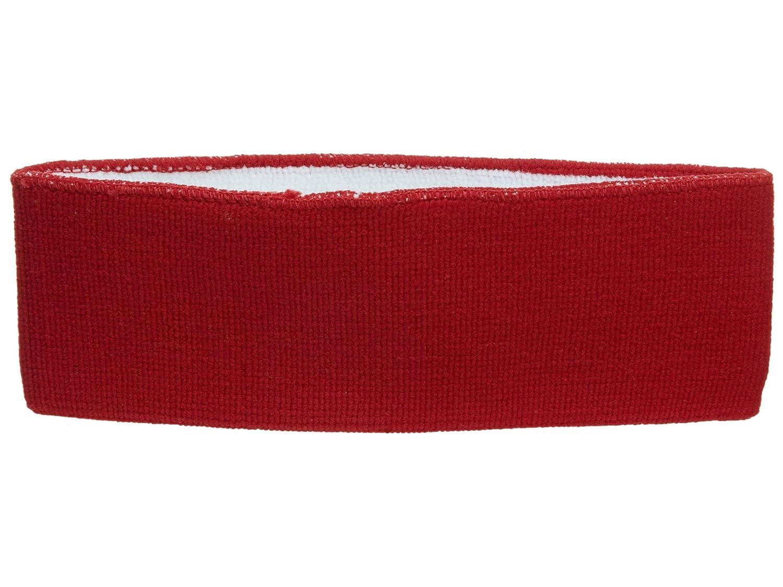 Nike - Jordan Jumpman Headband - Bandeau - Rouge - One Size - Unisex   Amazon.fr  Sports et Loisirs 96be16fca7d
