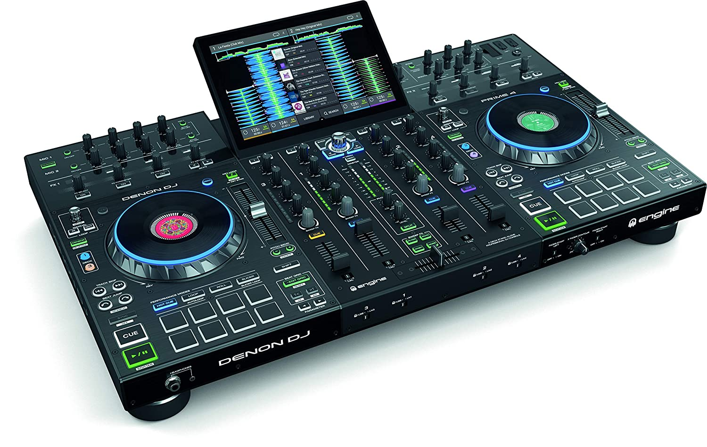Denon DJ 4チャンネル スタンドアローン DJシステム Prime4   B07MGJGPMM