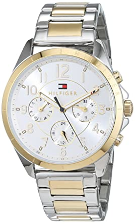 Tommy Hilfiger Kingsley 1781607 Wristwatch for women Design Highlight