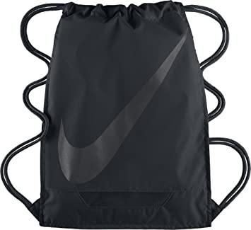 Nike Gym Sack FB 3.0 Bolsa, Unisex Adulto, Negro, Talla Única