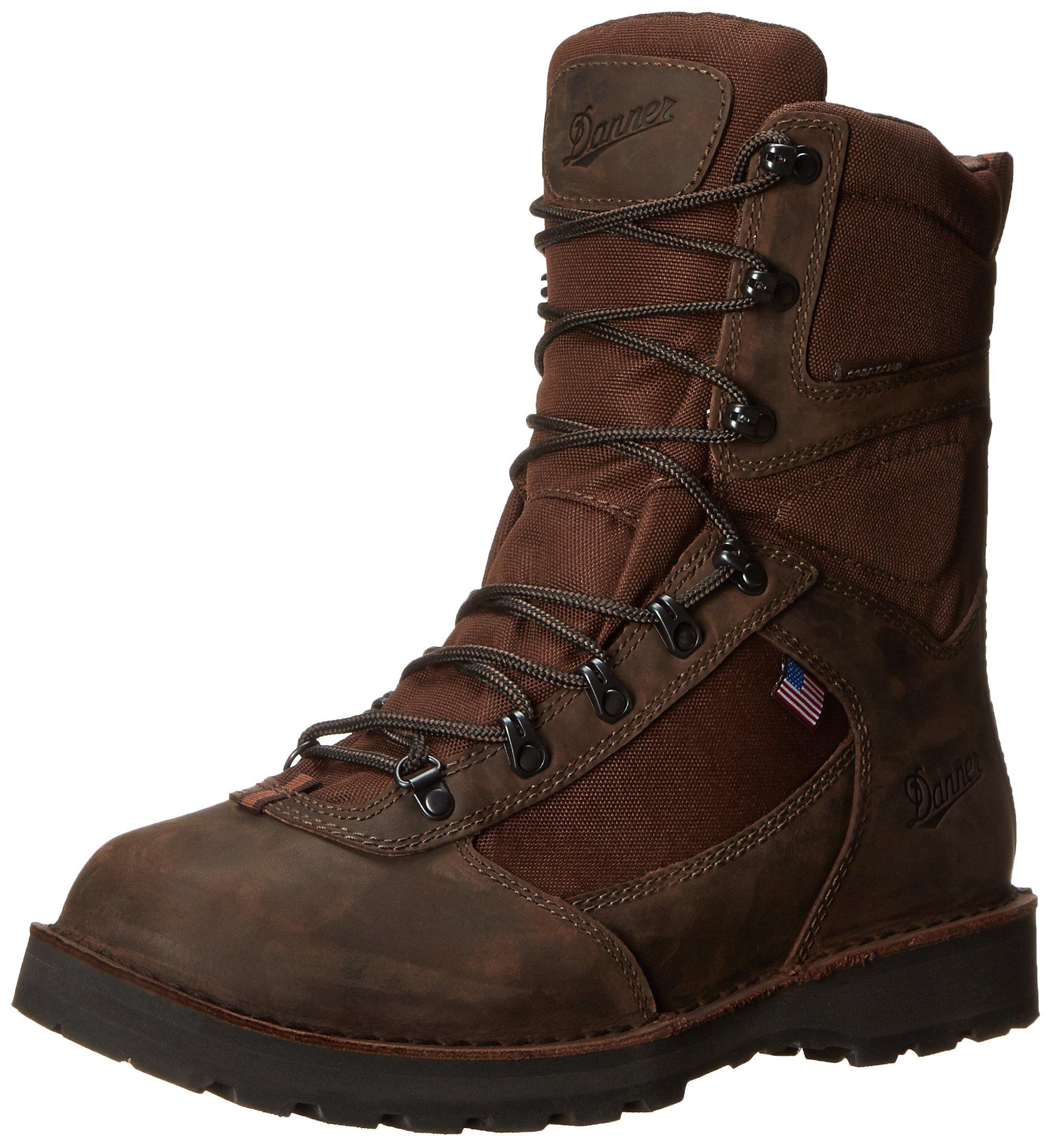 Danner Men's East Ridge 8-Inch BRO Hiking Boot,Brown,10.5 EE US