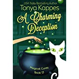 A Charming Deception: :A Cozy Paranormal Mystery (A Magical Cures Mystery Series book 13)