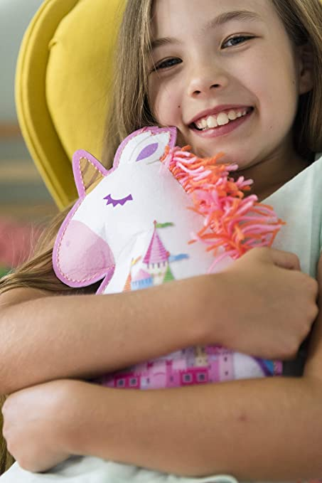Amazon.com: Kit de manualidades para niños con almohada de ...